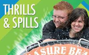 Wristbands for Great Yarmouth Pleasure Beach Some Less Than Half Price!! via Tickles