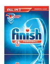 42 Finish Powerball All in One Dishwasher Tablets (lemon) - £3 @ Co-Op
