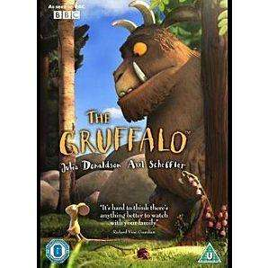 The Gruffalo - DVD - £4 Delivered @ ASDA Direct