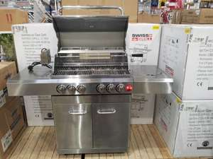 Costco Swiss Grill Z-360 BBQ inc cover, rotisserie and 15 year gtee.  £419.98 inc VAT