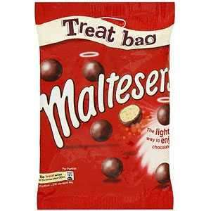 MALTESERS TREAT BAG 88gram £0.39 each or 3 for £0.99 @ approved foods (Delivery from £5.25p)