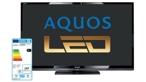 "PRE-ORDER NOW - AQUOS LE636 60"" LED Backlight Slimline HD Ready 1080P LCD TV  £999 @ Sharp"