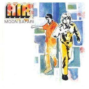 Air Moon Safari CD - Used from Amazon, Various Sellers. £1.27 Seller: zoverstocks