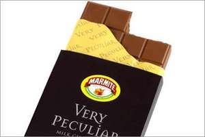 "Marmite ""Very Peculiar"" Chocolate, 99p at B&M stores"