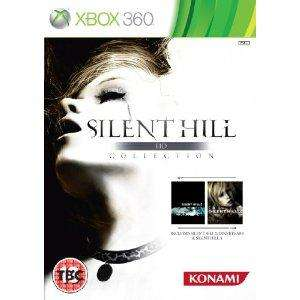 Silent Hill HD Collection for Xbox 360 & PS3 £19.99 @Amazon