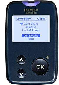Free OneTouch Verio Pro Blood Glucose Meter