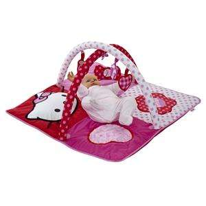 Hello Kitty 2 in 1 Baby Gym Playmat £16.49 (play & amazon)