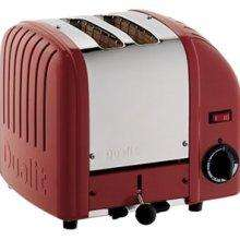 DUALIT Vario two–slice toaster red £113 @ Selfridges