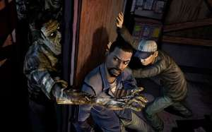 "The Walking dead game - 5 Episodes pre-order £14.22 or ""almost everything pack"" 9 Games £26.85 @ TellTaleGames [Chance to be an ingame Zombie] WAS £72.69"