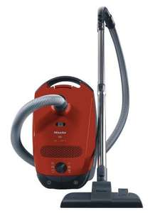 Miele S2111 1600-watt Bagged Cylinder Vacuum Cleaner £99 (free collect+) @ Very