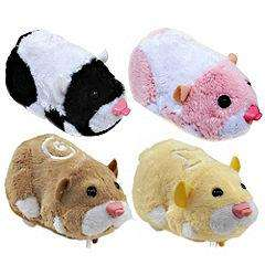 Zhu Zhu Pets Hamsters - half price £4.99 at Sainsburys