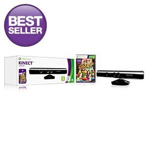 Kinect Sensor & Kinect Adventures (Xbox 360) - £77 @ ASDA (R&C)