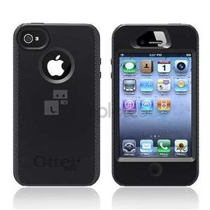 OtterBox Impact Case w/ LCD Protector For iPhone 4 & 4S - £6.99 @ completebuy, ebay.