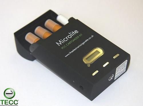 TECC Microlite Electronic Cigarette £20.48 @ TWE
