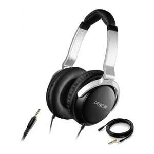 Denon AH-D510 Closed Stereo Headphones / Black Overear £14.39 with 20% off code @play.com