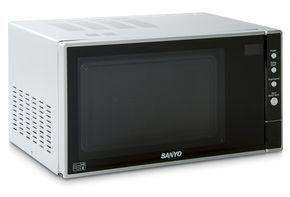 Sanyo EMG3597V 23 Litre 900W Microwave Oven with Grill Touch Control Silver - + FREE Philips Lamp - £51.99 Delivered using voucher @ Ebuyer