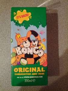 Um Bongo IS BACK & Just Like it Used to be!!!  @ Asda £1