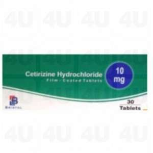 Cetirizine hayfever tablets (Zirtek equivalent).  6 x 30 tablets - £0.84 (delivery £2.85) at Clear Chemist