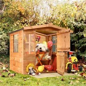 bunny playhouse £149.49 @ Garden Buildings Direct