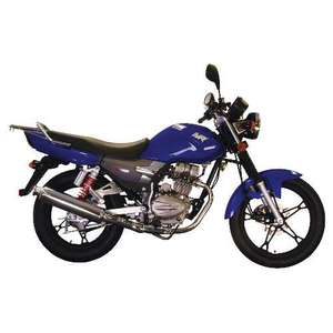 Motoroma SK 125cc Blue @tescodirect. Was £1,499.00. Now £1,289.00