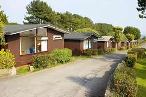 Devon Chalets Mon-Fri only £59  Enjoy the fine  weather this week @ Park Holidays