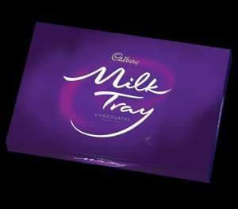 Cadbury's milk tray giant 800g box £3.50 @ asda
