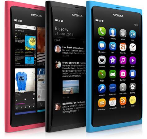 Nokia N9 16GB Black and Magenta - £317.99 @ Handtec