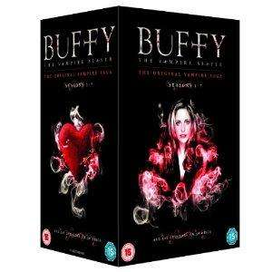 Buffy the Vampire Slayer & Angel - Complete, All Seasons (DVD) @ Amazon - each £37.97
