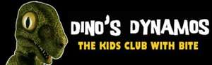 Free Real Dinosaur Fossil & Poster - Welcome Pack (Kids 6-14) @ Dino's Dynamos