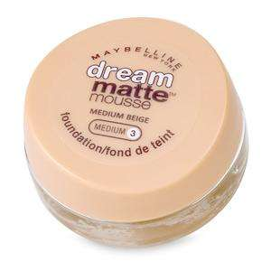 Boots Deal - x3 Maybelline Dream Matte Mousse Foundation - £12.38
