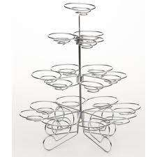 Wilkinsons 4 Tier Cupcake Stand £5 R&C in store