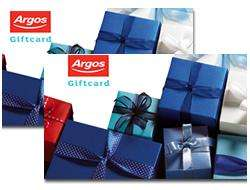 Argos Free Gift Card Promotion is back! Get a £10 voucher when you spend £100 or £5 when you spend £50!