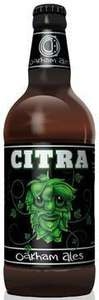 Oakham Ales Citra 500ml 4.2% £1.39 at B&M in store.