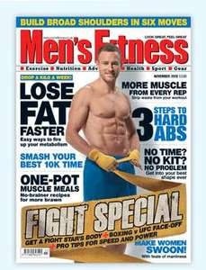 Free Issue Of Mens Fitness