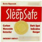 Sleepsafe Carbon Monoxide Detector only £1 @ Halfords (collect at store)