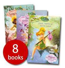 Disney Fairies Chapter Book Collection (Paperback) - 8 pack - £7.99 delivered @ The Book People