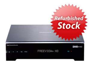 PHILIPS HDT8520 Freeview+ HD PVR with 500GB Hard Drive for £129.95 @ RicherSounds (A Graded / 12 months guarantee)