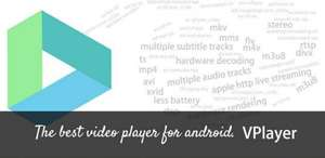 VPlayer Unlocker 99p (80% OFF) for Android @ google.play