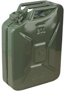 20 Litre Jerry Can £18.94 delivered from Autosessive
