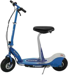 Razor E300s Electric Scooter With Seat - Sutible For Adults £179.95 @ boysstuff (£183.90 with p&p)