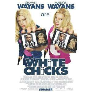 White Chicks DVD £2.99 Free delivery PLAY.COM