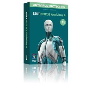 ESET NOD32 Antivirus 4 / 1 Year / 3 User £17.99 @ Play