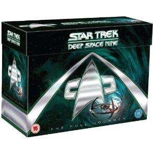 Star Trek Deep Space Nine Complete DVD Collection - £55.97 @ Amazon
