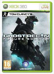 Ghost Recon - Future Soldier Xbox360/PS3 only £32.99 @ Tesco Entertainment with code + 8% Quidco