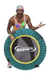Mr Motivator's Bounce Fit Trampoline £10.99 @ Home Bargains, delivey charge £6.99