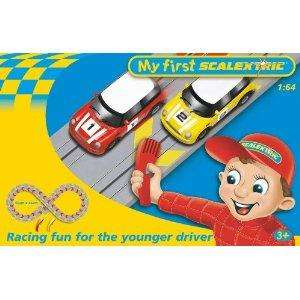Micro Scalextric G1030 My First Scalextric Set £19.99 Delivered By Amazon (RRP £39.99(