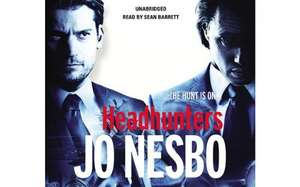 Free Jo Nesbo's Headhunters audiobook download - @ Audible.co.uk OR with this Saturday's Telegraph