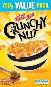 750g crunchy nut cornflakes £1.57 @ morrisons from Monday