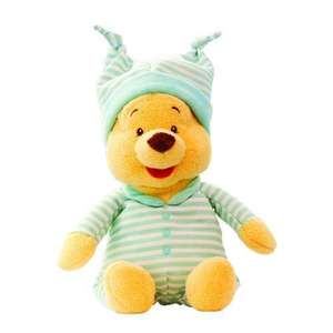 Winnie The Pooh: Glow In The Dark Bedtime Friend Soft Toy £9.48 at argos on ebay