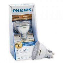 Philips LED Gu10 4w at Sainsburys £7.99 cheapest around
